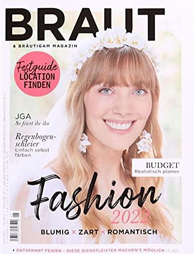 Braut & Bräutigam Magazin 5/2021 'FASHION 2022'
