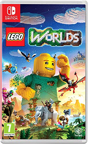 Lego Worlds (Features 2 Bonus Pack) NSW