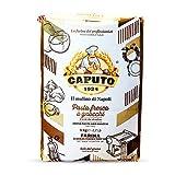 00 Antimo Caputo Pasta & Gnocchi Flour 2.2 Lb Bag- Italian Double Zero Grain Type - Extracted Wheat Blend - All Natural for Pasta Fresca Dough (2.2LB Bag)