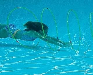 Set of 4 Floating Pool Rings