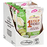 Mrs. Wages 1 Step Pickle Kosher Dill Ready-Made Pickling Mix (VALUE PACK of 6)
