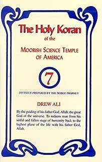 the moorish science temple of america inc