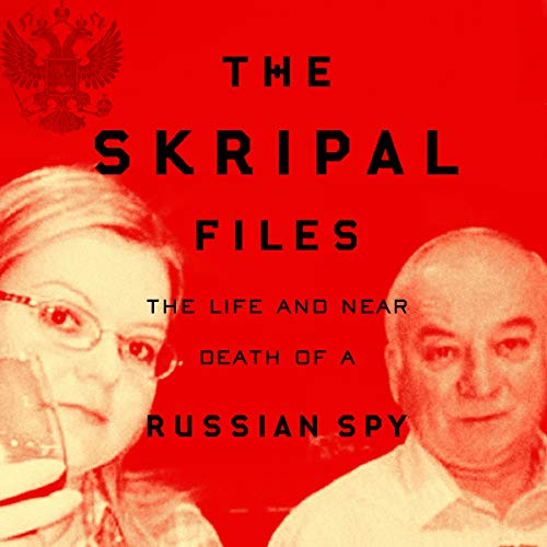The Skripal Files cover art