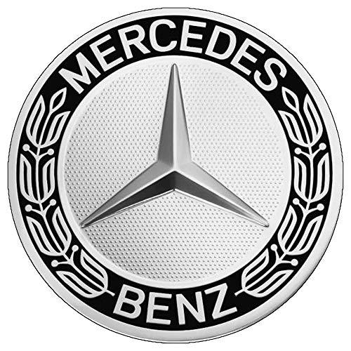 Tortenaufleger Mercedes Fan Motiv Essbare Tortendeko Tortenbild Kuchendekoration Fondant Rund Ø20CM
