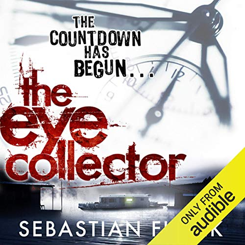 The Eye Collector audiobook cover art