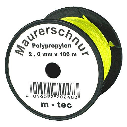 bauCompany24 Lot-Maurerschnur 100 x Ø Bild