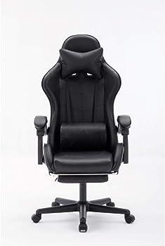 Monoprice Ergonomic gaming Chair with Height Adjustment