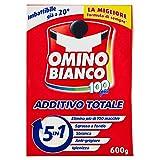 OMINO BIANCO - OMINO BIANCO ADDITIVO TOTALE 100+ 600 GRAMMI - 600 GR