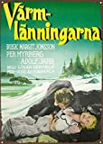 sfasf Placa de metal de Varm Lanningarna para decoración de bares, cafeterías, oficinas, hoteles y hogares, 30,5 x 20,3 cm