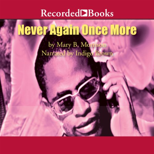 Never Again Once More audiobook cover art
