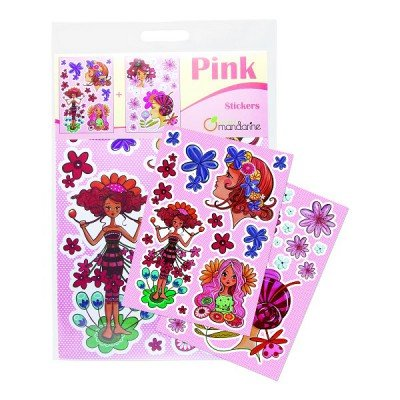Stickers muraux - Pink collection
