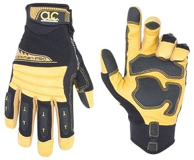 Custom Leathercraft Workman Pro Flex Grip Work Gloves