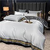 funda de edredón 220x240-Verano amigable con la piel fresco un solo doble estudiante dormitorio cama soltero especial king...