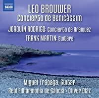 Brouwer: Concerto De Benicassi