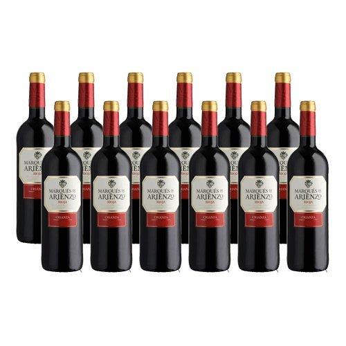 Arienzo Marques de Riscal 12 Botellas