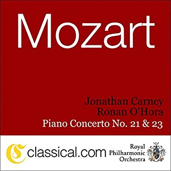 Wolfgang Amadeus Mozart, Piano Concerto No. 21, K. 467 (Elvira Madigan)