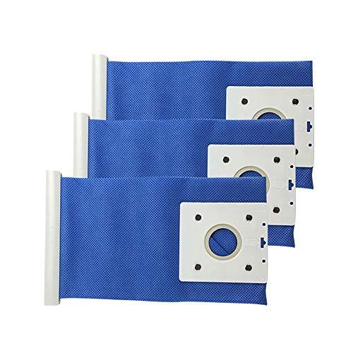 Schoonmaakborstels 3Pcs stofzakken vervangingsonderdelen compatibel met S-amsung DJ69-00420B VC-6025V SC Stofzuiger Home Kitchen supplies (Color : 3 pcs)