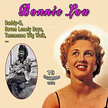Bonnie Lou - Tennessee Wig Walk (16 Successes 1958)