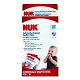 NUK Individually Wrapped Pacifier Wipes