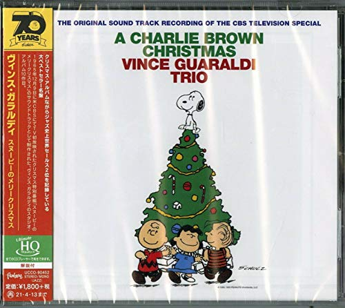 A Charlie Brown Christmas (Limited) (UHQCD) (incl. bonus material)