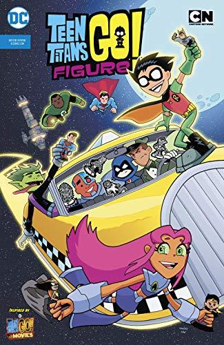 Teen Titans Go! Figure (Cartoon Network Custom Comic) #1 (Teen Titans Go! (2013-2019)) (English Edition)