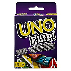 Mattel Games UNO Flip Juegos de cartas (Mattel GDR44)