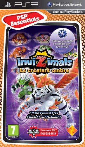 Sony Invizimals - Juego (PSP, PlayStation Portable (PSP), Niños, E10 + (Everyone 10 +))