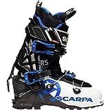 SCARPA Maestrale RS Alpine Touring Boot White/Black/Blue, 27.0