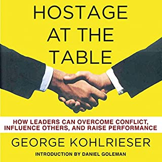 Couverture de Hostage at the Table