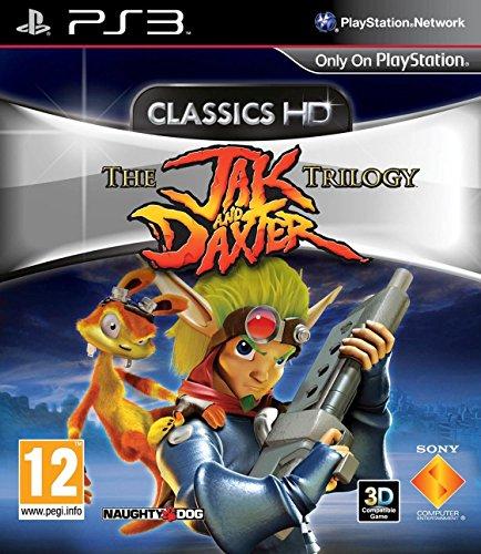 Sony Jak & Daxter Trilogy, PS3 - Juego (PS3, PlayStation 3, Plataforma, Naughty Dog/Mass Media Inc.)