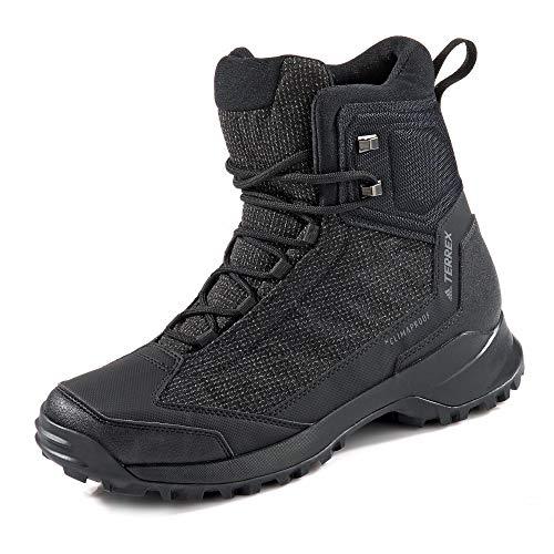 adidas Terrex Frozetrack High CW CP, Chaussures de Randonnée Hautes Homme, Noir (Negbás/Negbás/Gricua 0), 38 2/3 EU