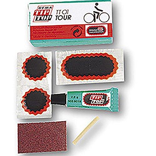 Boîte de patchs pour pneus à plat TIP-TOP TT01