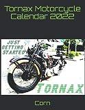 Tornax Motorcycle Calendar 2022