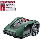 Bosch Mähroboter Indego 350 Connect (mit App-Funktion, 19 cm Schnittbreite, Rasenfläche, bis zu 350 m²)