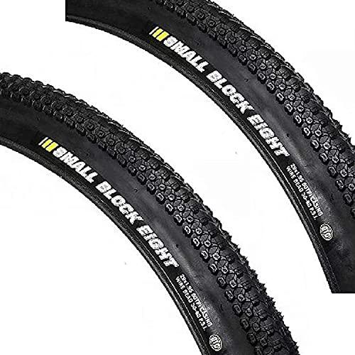LHYAN 26 * 1.95, 27.5 * 1.95 Neumático 2 Piezas para Bicicleta de Carretera, montaña, Barro, Suciedad, Bicicleta Todoterreno,26 * 1.95