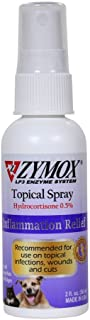 Zymox (OTC) Spray w/Hydrocortisone 0.5% , 2 Fl. Oz (Pack of 1)