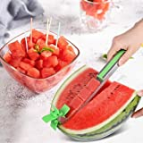 2020 Amazing Melon Cutter Watermelon Cubes Slicer Stainless Steel...