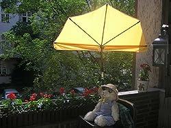 Balkon Sonnenschirm,Balkon Set, Balkon Lounge