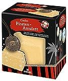 moses Amuleto Golosinas para disolver en el Agua con Joyas Sorpresa | Ideal para Fiestas de cumpleaños Accesorio de Disfraz de Pirata, Color Dorado (35028)