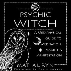 best witchy books for beginners #5 psychic witch book cover