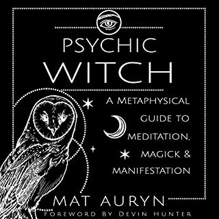 Psychic Witch cover art