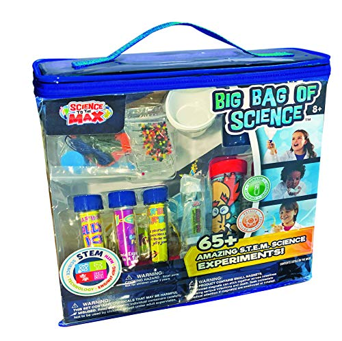 Be Amazing! Toys Big Bag of Science...