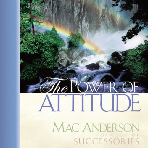 The Power of Attitude audiobook cover art