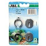JBL 61708 - Soporte para tubos fluorescentes (2 unidades, reflectante, T8)