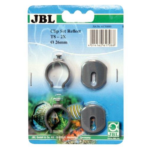 JBL 61708 - Soporte para tubos fluorescentes (2 unidades, Solar Reflect, T8)
