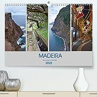 MADEIRA, Trauminsel im Atlantik (Premium, hochwertiger DIN A2 Wandkalender 2022, Kunstdruck in Hochglanz): Bilder von Portugals Trauminsel mitten im Atlantik (Monatskalender, 14 Seiten )