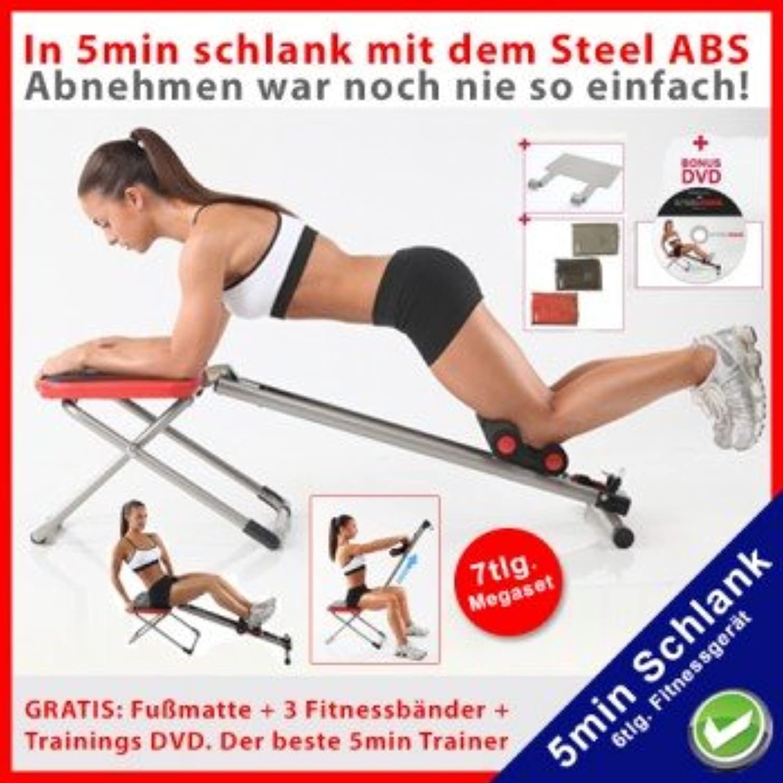 5min schlank mit dem Steel ABS