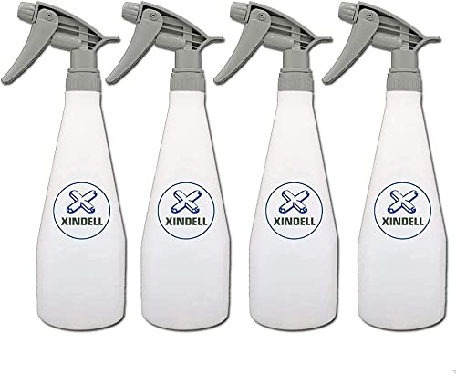 new arrival X XINDELL Plastic Spray outlet online sale Bottles(4 Pack, 27 Oz, wholesale Cone) sale