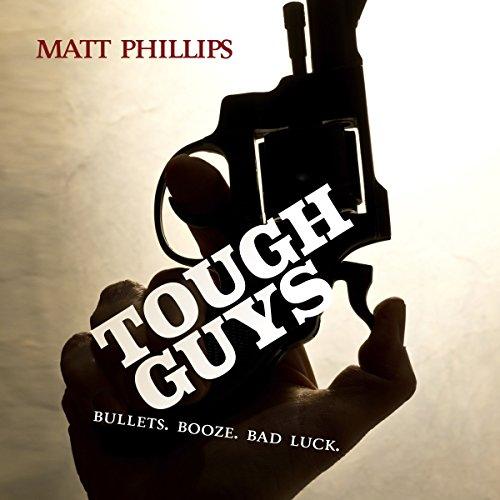 Tough Guys audiobook cover art