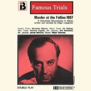 Murder at the Follies audiobook cover art